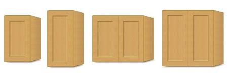 Kitchen wall units simplifydiy diy and home for Kitchen bridging units 600mm
